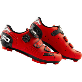 Sidi MTB Trace Shoes total red